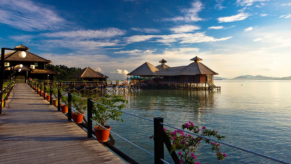 tempat menarik di malaysia untuk honeymoon