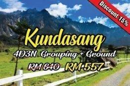 Kundasang-Ground