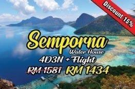 Semporna-Flight