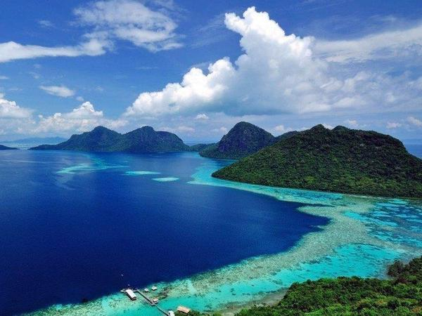 Image result for bohey dulang island