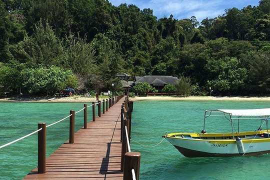 Image result for gaya island