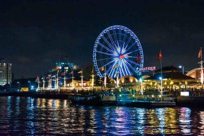 Tempat BEST di Bangkok - asiatique city