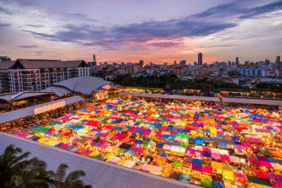 Tempat BEST di Bangkok - chatuchak