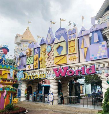 Tempat BEST di Bangkok - dreamworld