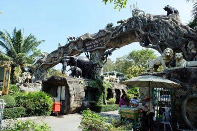 Tempat BEST di Bangkok - dusit zoo