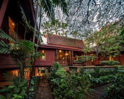 Tempat BEST di Bangkok - jim thomson