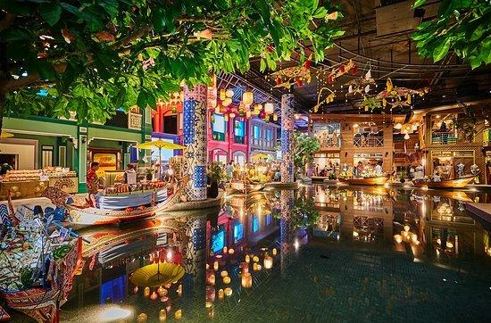 Tempat menarik best di Bangkok