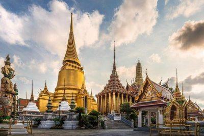Tempat BEST di Bangkok - grand palace